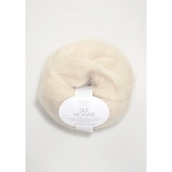 Silk Mohair - 60% kid...