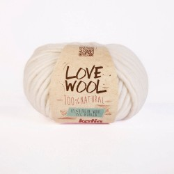 LOVE WOOL - chunky virgin...