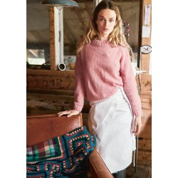 Favorite mohair sweater - pattern