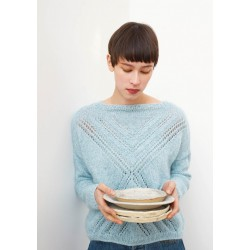 Sea foam Sweater - pattern