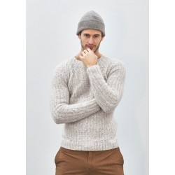 Fisherman Sweater - pattern