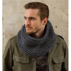 Simple snood unisex - DIY Kit