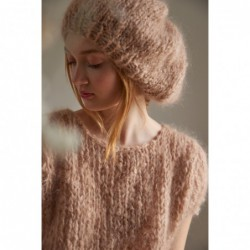 Mohair Beret - DIY Kit