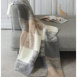 Squared Blanket - DIY Kit