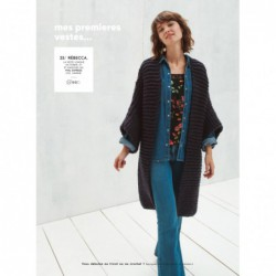Long cardigan - pattern