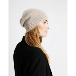 Billie Beanie - Wool cap- pattern