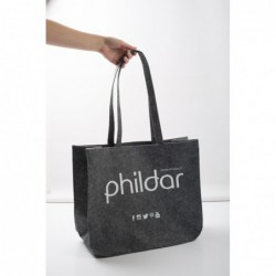 Felted bag by Phildar