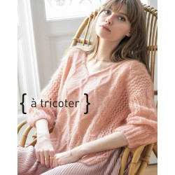 Mohair Sweater Kamille -...