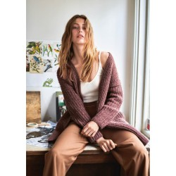 Comfy hommy Sweater - pattern