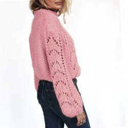Montgolfier Sweater – balloon-sleeved sweater - pattern
