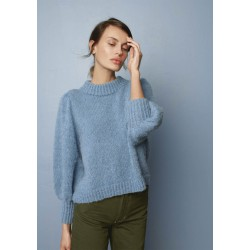 Borsted Puff Pullover - pattern