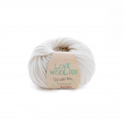 LOVE WOOL 100 - virgin wool...